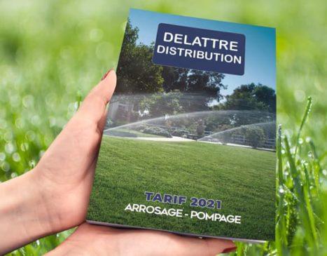 Catalogue Delattre Distribution 2021